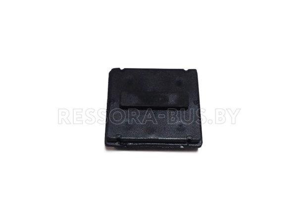 Подушка рессоры задней 906 усил квадратная (STR-120302)