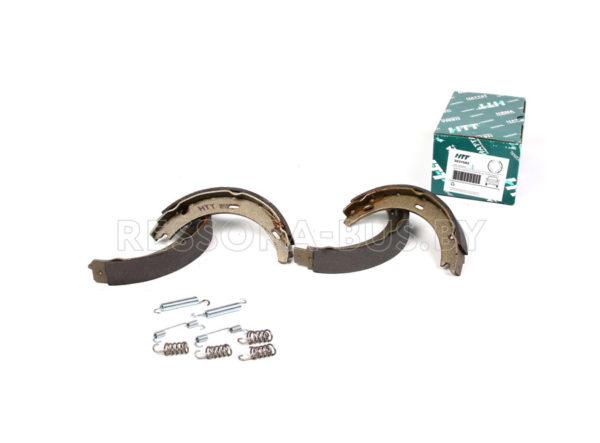 Колодки ручника, Sprinter/ Crafter 06- (180×25) с пружинками