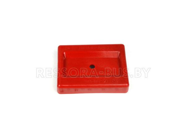 Кронштейн подушки пер. рессоры (красный) MB Sprinter
