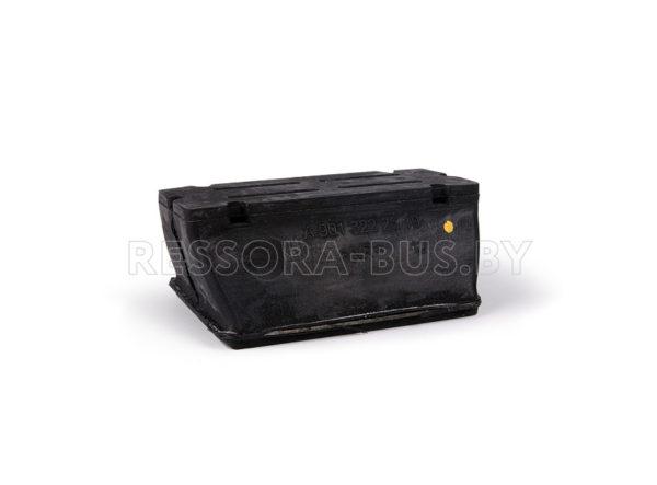Подушка передней (Plastic) Рессоры MB Sprinter/VW LT 96-06 верхняя