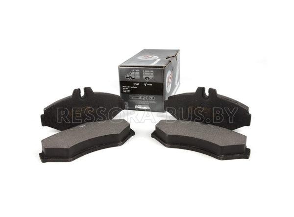 Колодки задние MB Sprinter / VW LT 96- (тип BOSCH)