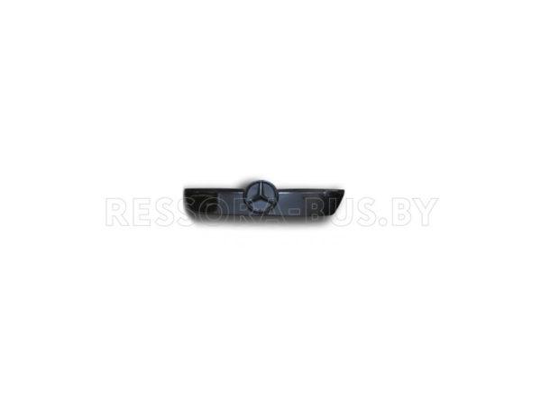 Накладка зимняя на решетку радиатора Mercedes Sprinter CDI 2000-2003 матовый