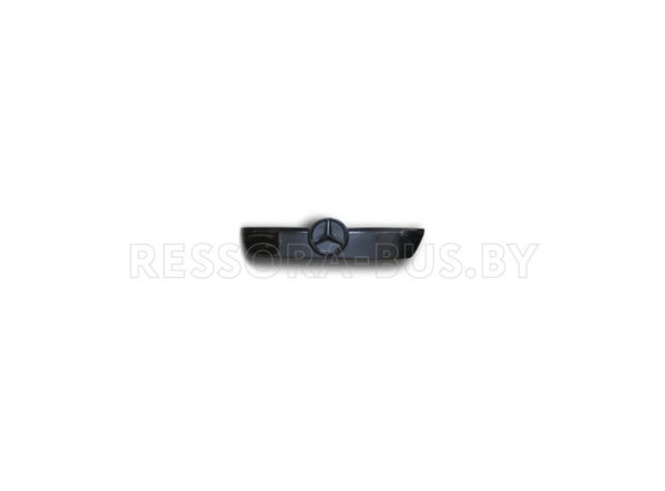 Накладка зимняя на решетку радиатора Mercedes Sprinter CDI 2003-2006 глянец