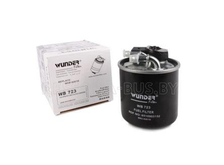 Фильтр топливный Sprinter (906) 2.2CDI OM651 (с датчиком)